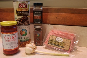 SW style burger ingredients