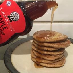 Almond Flour Keto Pancakes